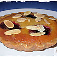 Individual Franigpane Cherry Tart