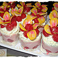 Raspberry Bavoise