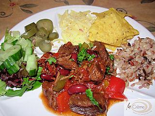 Welsh Beef Chilli L