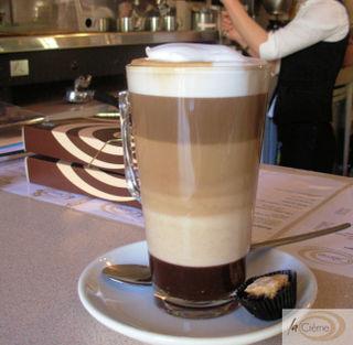 La Creme Latte Art