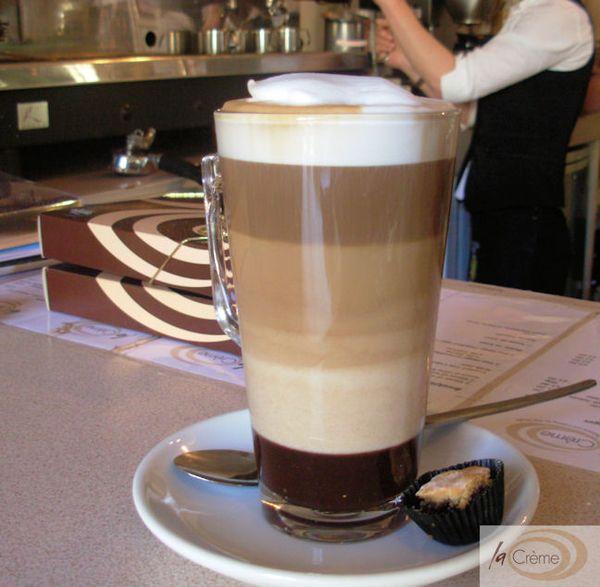 Как в домашних условиях сделать кофе латте