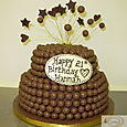 21st Maltesers Birthday Cake