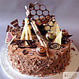 Chocolate Birthday Cake 2
