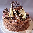 Chocolate Birthday Cake 2