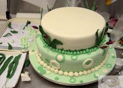 Frog Wedding Cake 3