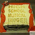 High School Muscial Birthday Cake