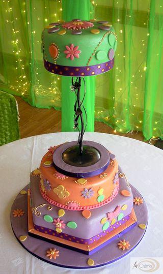 Sanah Mehndi Cake 2