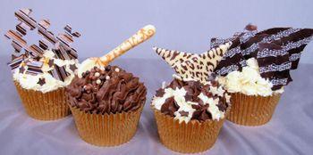 La Creme Vanilla Cup Cakes