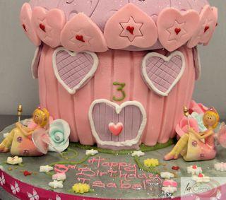 Isabel's 3rd Birthday Cake2
