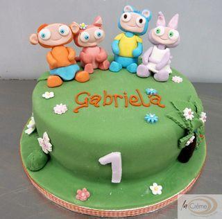 Waybuloo Cake2