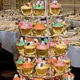 Wave Wedding Cup Cakes2