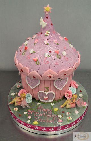 Isabel's 3rd Birthday Cake