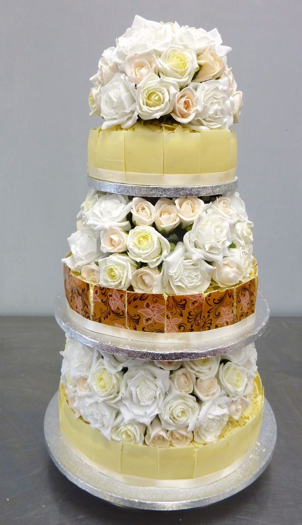 wedding cakes made from cheesecake chocolate cheesecake wedding cake la creme patisserie 24959
