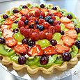 Summer Fresh Fruit Tart