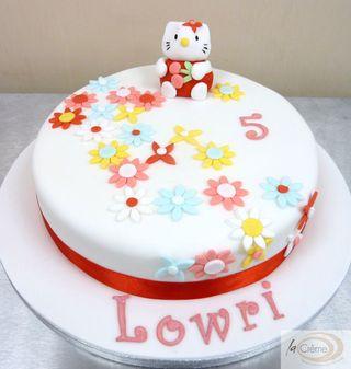 Hello Kitty Birthday Cake S