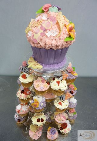 Wedding Cup Cakes 6
