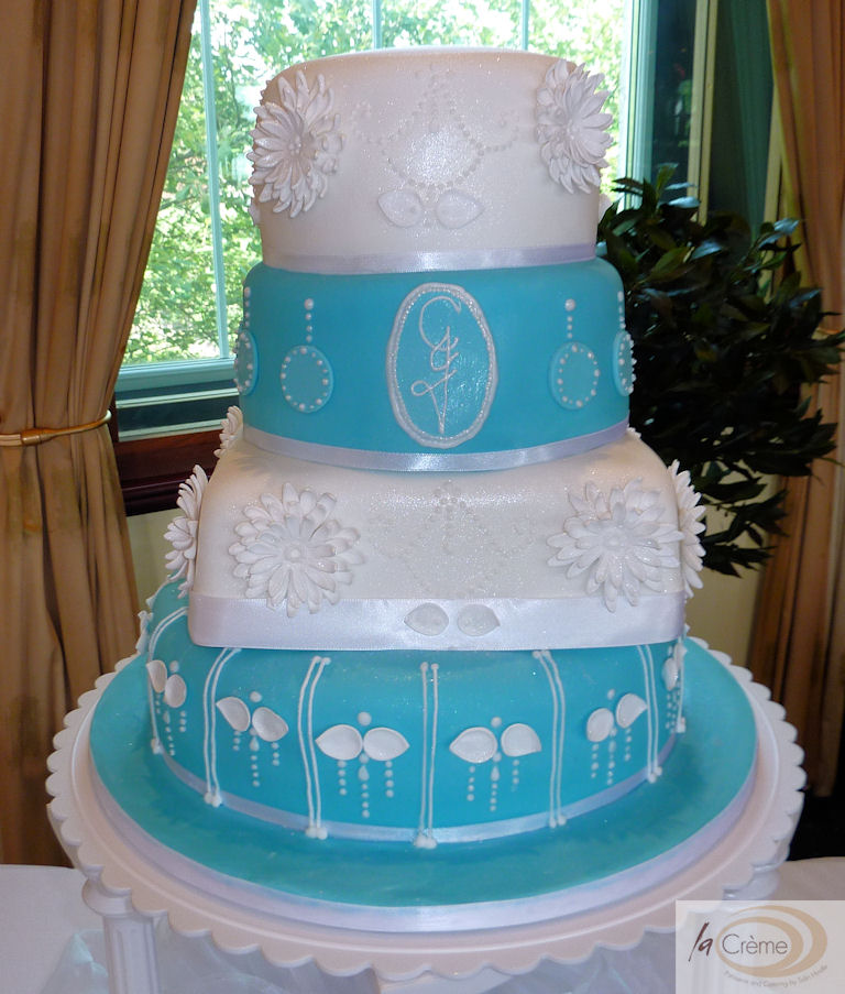 Peggy Porschens Wedding Cake Design La Creme Patisserie Blog