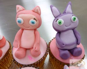 Waybuloo cup cakes S