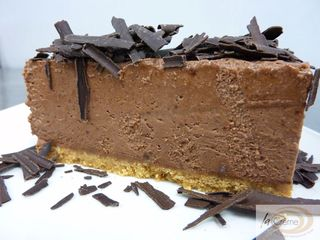 Italien Chocolate & Amaretto Torte S
