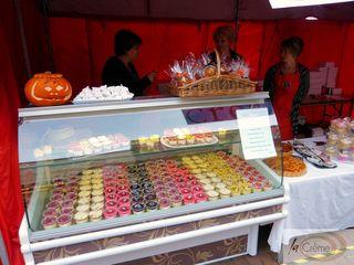 La Creme at the Neath food festival 2010 s