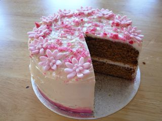 Ginger Cake 2