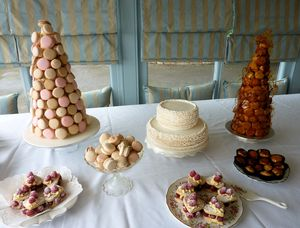 Wedding Cakes and desserts s