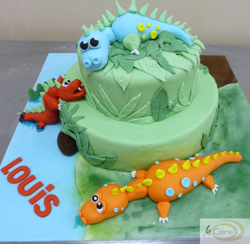 Birthday Cakes In Swansea La Creme Patisserie Blog