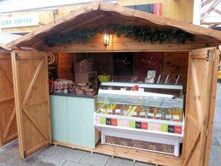 Christmas Chalet at McArthur Glen s