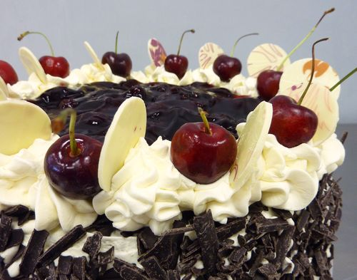 Black Forest Gateau 1