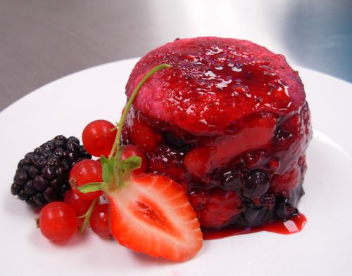 La Creme Summer Fruit Pudding 3