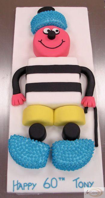 Bertie Basset Birthday Cake3