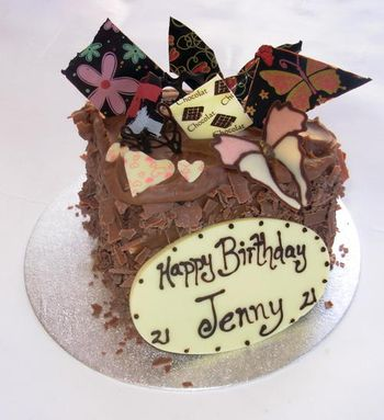 Birthday Cakes Happy Birthday Jenny