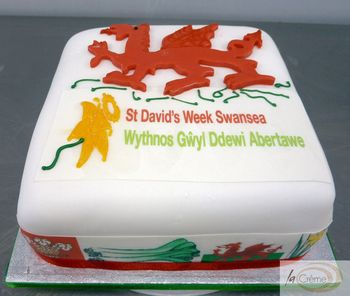 Get Welsh in Swansea Cake