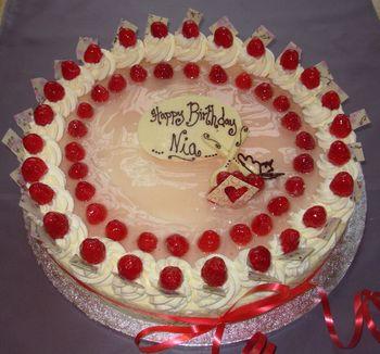Cheesecake Birthday Cake Uk
