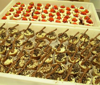 Desserts for the Towers