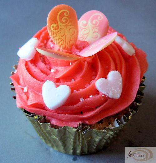 La Creme Cup cakes 6