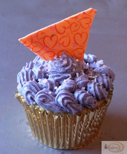 La Creme Cup cakes 9