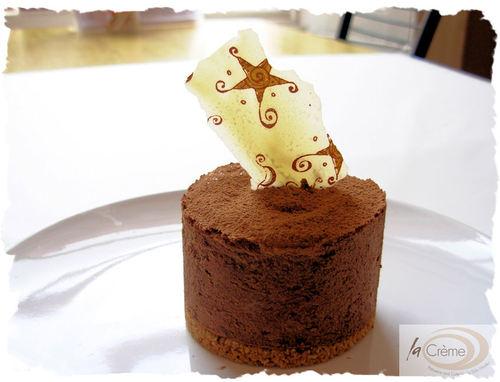 La Parrilla chocolate dessert